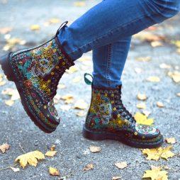 originelle Martens Schuhe wie erkennen