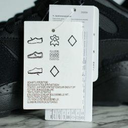 Ökologisches Leder - ein Symbol auf dem Schuhetikett