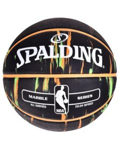 unisex Spalding NBA Marble Out Ball 83882Z 001